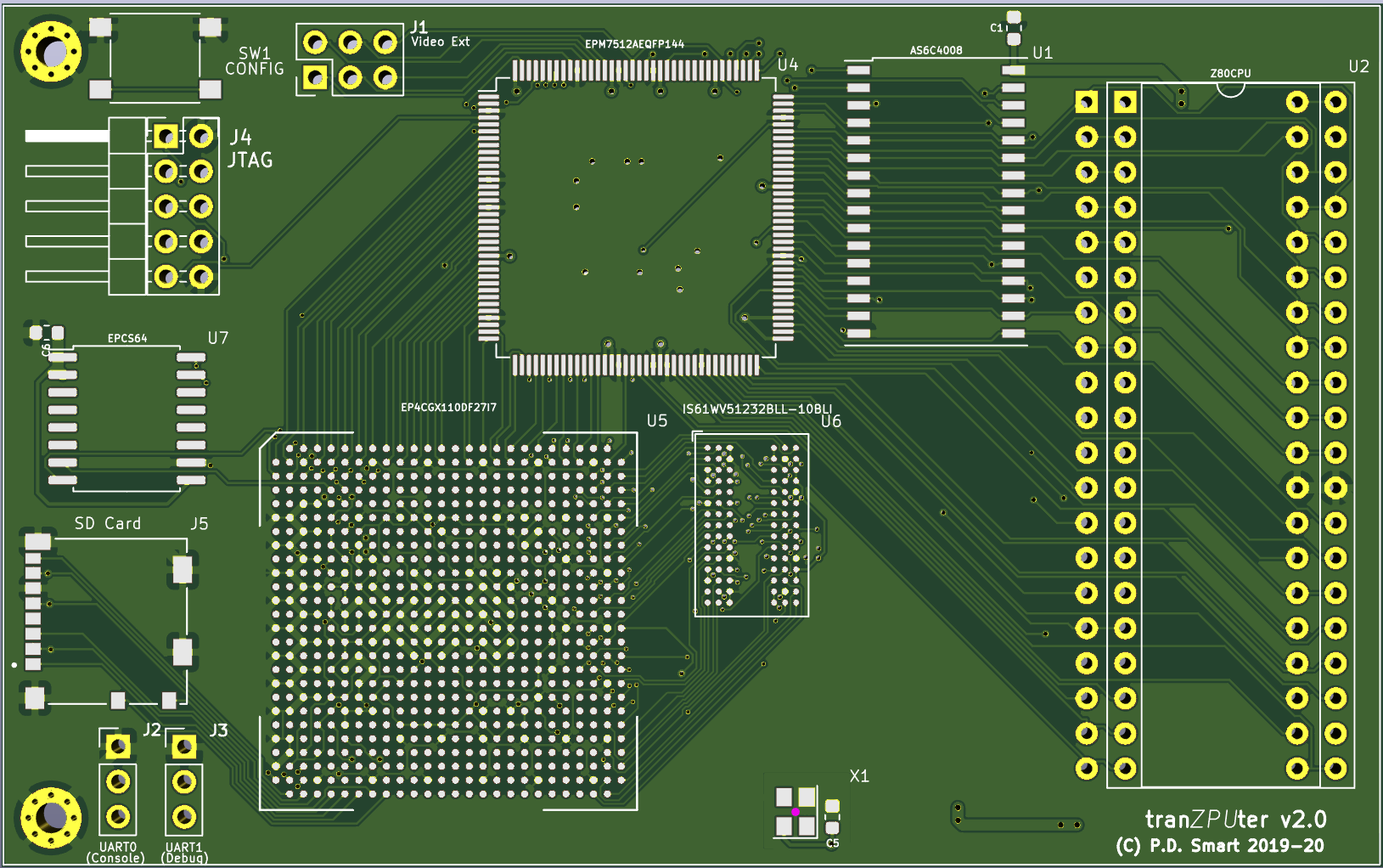 PCB TopSide